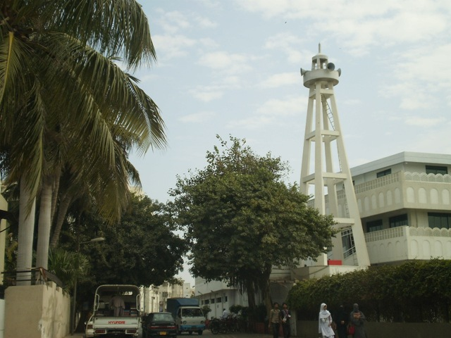 Masjid Saeediah