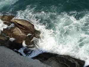 crashing-waves