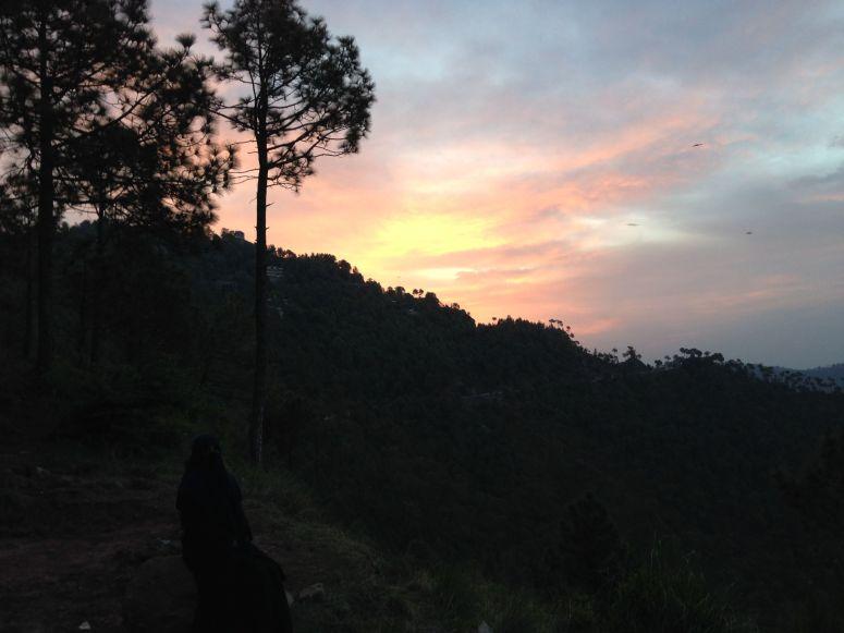 Pre-dawn Fajr