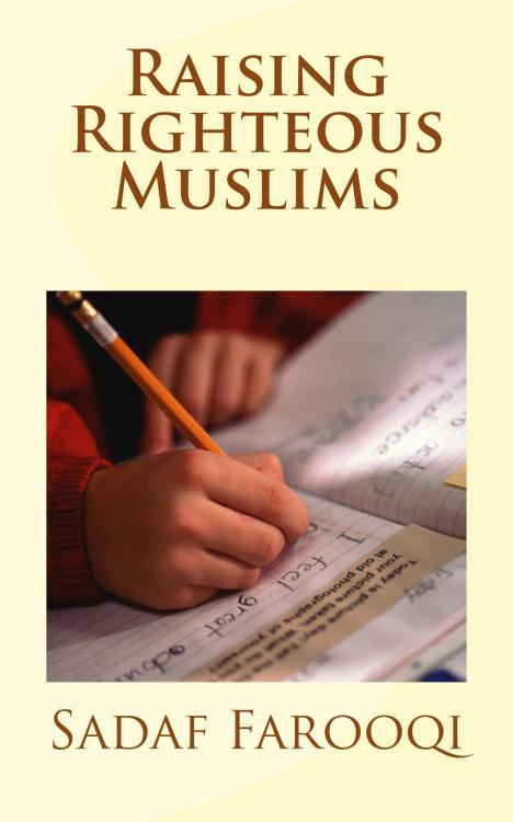 Raising Righteous Muslims Cover for Kindle